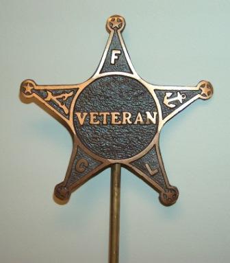 FAQ: MDVA Bronze Star grave marker